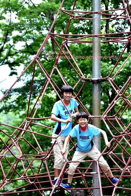 Shunharu170625atthepark