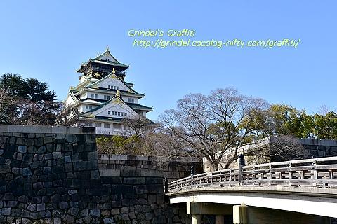 Osakajo180317gaikan1