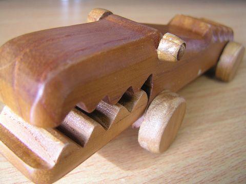 Woodentoywani